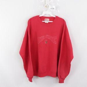 90s Womens XL Ohio State University Sweatshirt